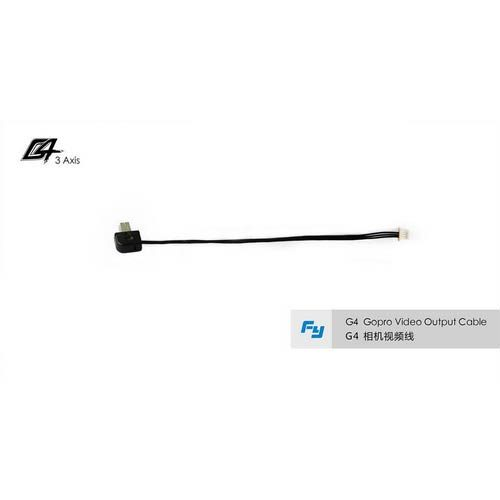 feiyu tech G4 GoPro Video Output Cable