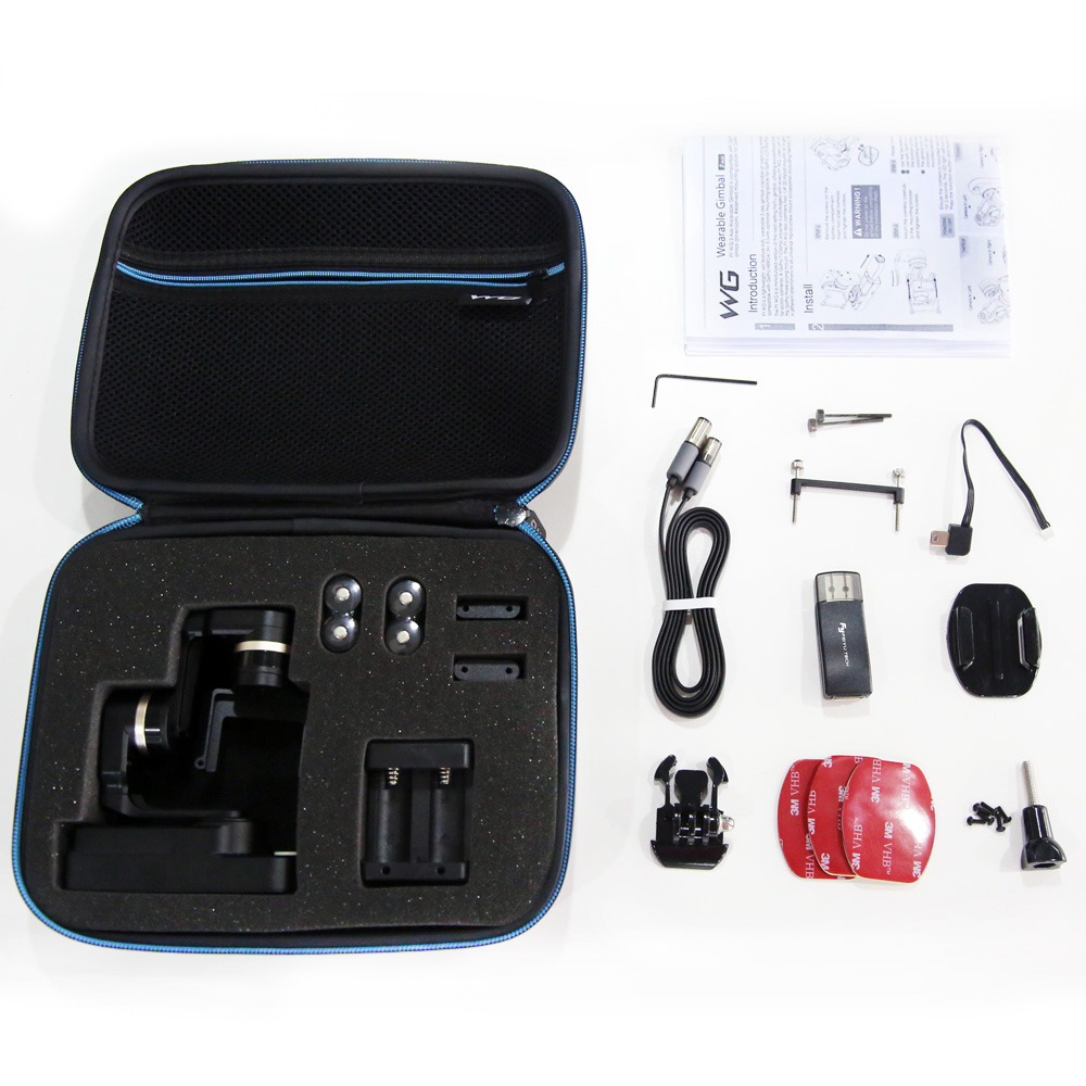 """""""The-Newest-gimbal-for-GoPro-HERO4-HERO3-and-HERO3-the-FY-WG-4/"""