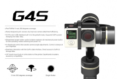 NEW! Feiyu Tech G4S 3-Axis Handheld Gimbal