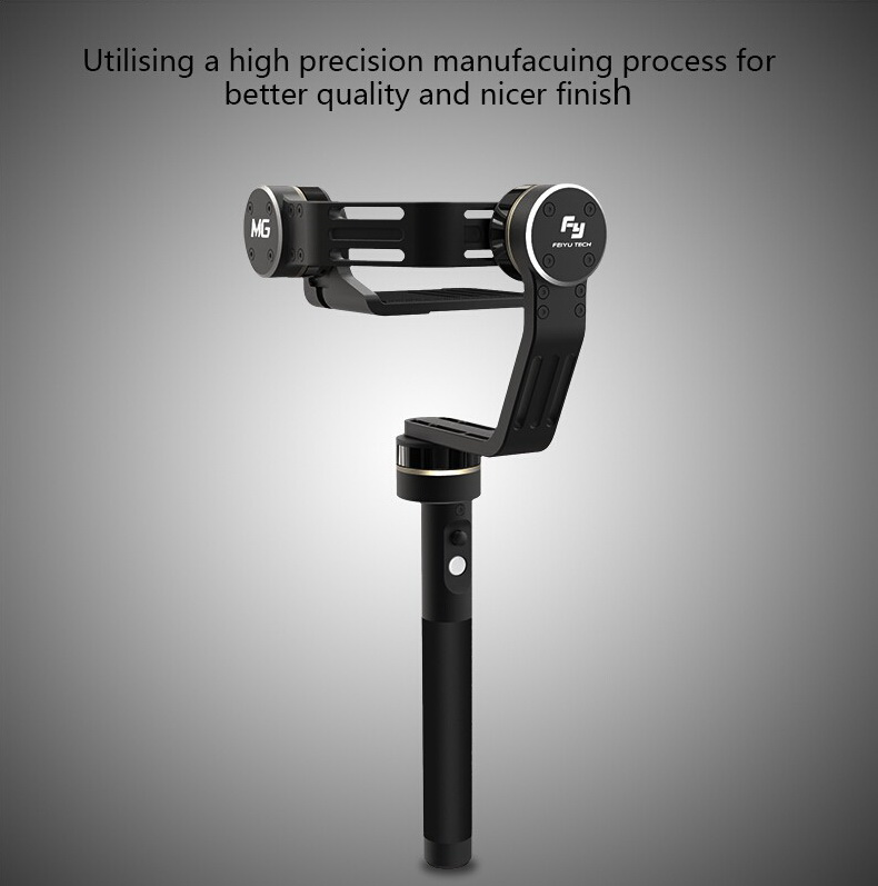 Feiyu Tech FY-MG 3-Axis Handheld Gimbal For Mirrorless Cameras (26)