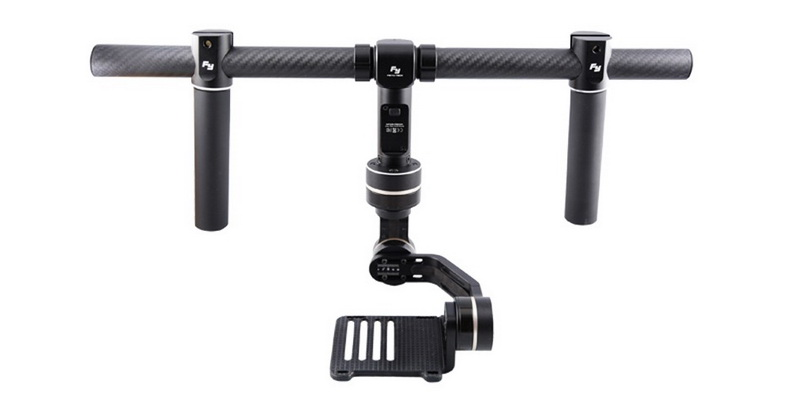 Feiyu Tech FY-MG 3-Axis Handheld Gimbal For Mirrorless Cameras (28)