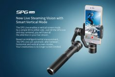 Feiyu Tech SPG Live 3-Axis Gimbal for SmartPhone