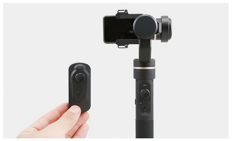 Smart Remote for Feiyu Tech Gimbal G5, SPG, MG V2
