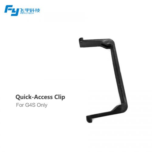 FeiyuTech-official-store-G4S-quick-access-clip