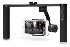 Feiyu Tech SPG Plus 3-Axis DUAL Handheld Gimbal for iPhone & SmartPhone & GoPro