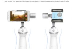 Feiyu Tech Vimble c 3-Axis Handheld Gimbal for SmartPhone & Action Camera