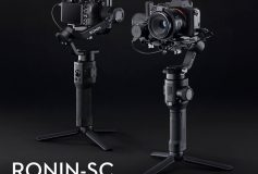 DJI RONIN-SC 3-Axis Gimbal for Mirrorless, DSLR Camera