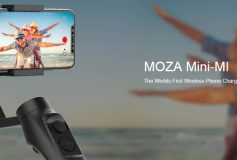MOZA Mini-MI ไม้กันสั่น 3-Axis Gimbal Stabilizer for SmartPhone